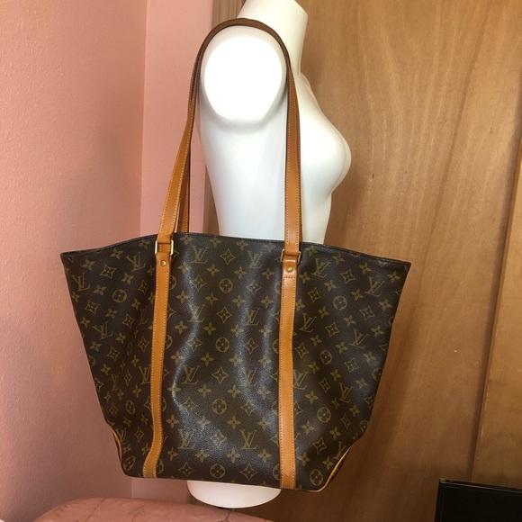 Louis Vuitton Handbags - 💯Authentic Vintage Louis Vuitton Shopping Sac